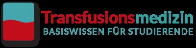 Transfusionsmedizin Logo